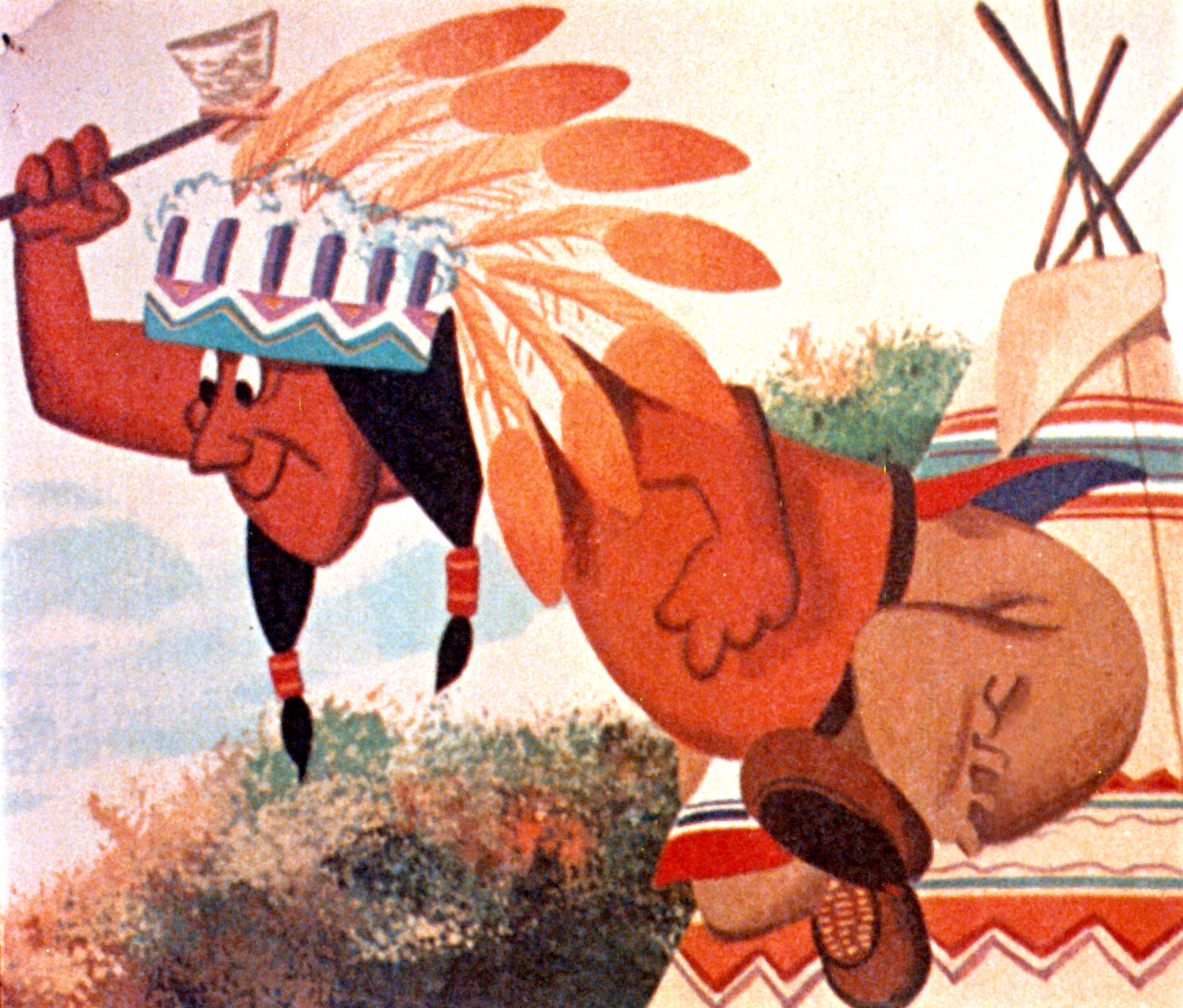 stereotypes and stereotyping of native americans in Reel injun illustrates how native people have contributed much to american cinema both in front of and behind the camera, despite hollywood's frequent stereotypical portrayal of indians.