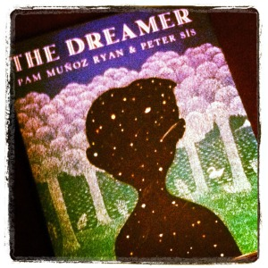 The Dreamer, Chile, Pam Munoz Ryan