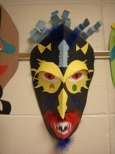 Image from http://artolazzi.blogspot.com/2010/12/symmetrical-masks.html