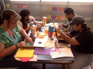 Teacher Workshop at the NHCC