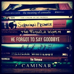 Books 2014-2015