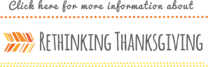 Vamos a Leer | Rethinking Thanksgiving