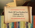 Gathering Books 2014 Challenge