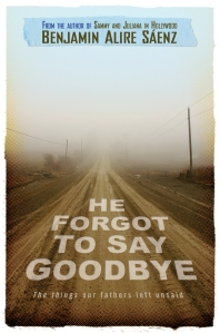 he forgot to say goodbye