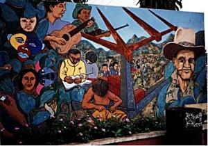 Sandinista.mural