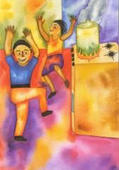 Tamalitos Dancing