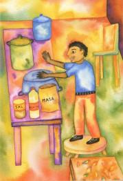 Tamalitos Ingrediants