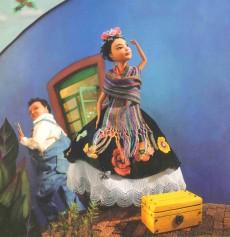 Frida Blue House Diego