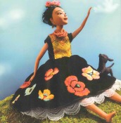 Frida Figurine