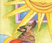 Smiley Sun Dog
