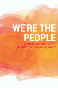 We're the People Summer Reading List