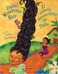 Vamos a Leer | 2015 Américas Award for Children's and YA Literature | Dalia's Wondrous Hair by Laura Lacámara