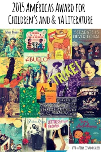 Vamos a Leer | 2015 Américas Award for Children's and YA Literature
