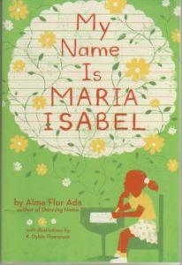 Vamos a Leer | Book Giveaway: Me llamo María Isabel/My Name is María Isabel