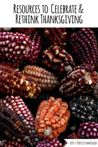 Vamos a Leer   Sobre Noviembre: Resources to Celebrate & Rethink Thanksgiving