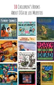 Vamos a Leer | Día de los Muertos Reading Roundup