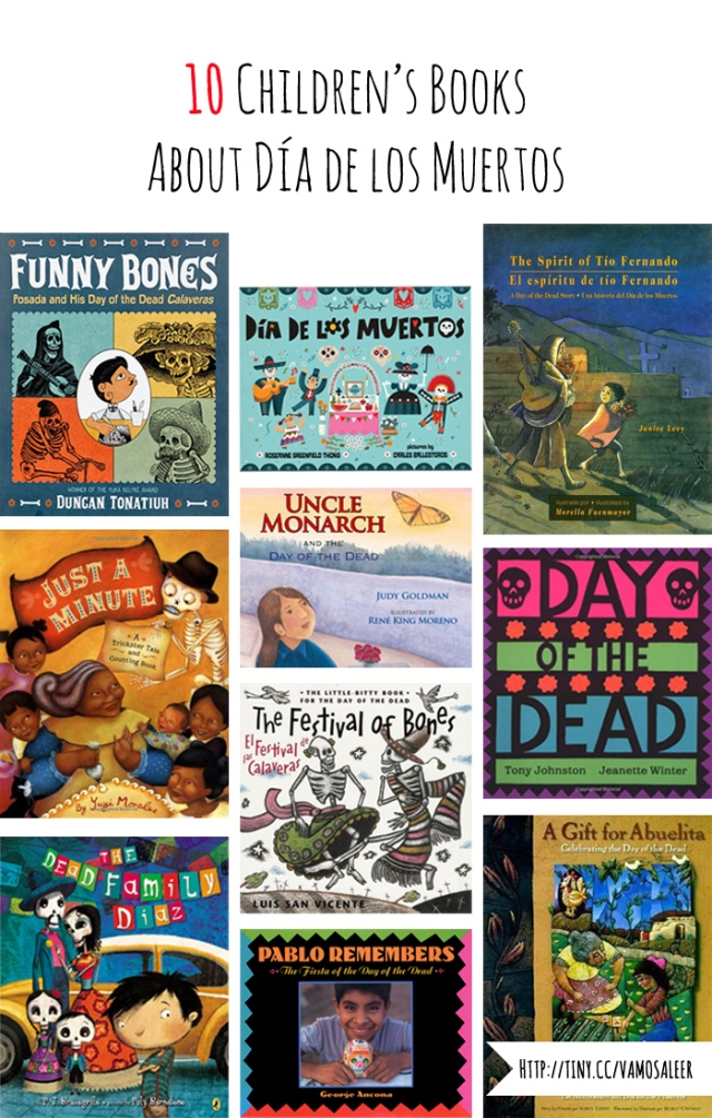 Dia de los Muertos Reading Roundup
