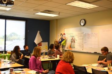 Pictorial Input Chart k-12 Teacher Workshop | Vamos a Leer