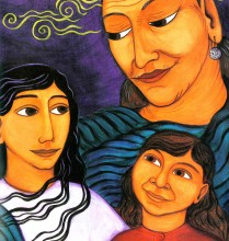 Children's Book Review: Prietita and the Ghost Woman by Gloria Anzaldúa | Vamos a Leer
