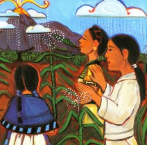 Children's Book Review: The First Tortilla by Rudolfo Anaya | Vamos a Leer