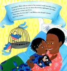 Children's Book Review: Mama's Nightingale by Edwidge Danticat | Vamos a Leer
