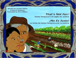 Children's Book Review: That's Not Fair/ ¡No es justo! by Carmen Tafolla and Sharyll Teneyuca | Vamos a Leer