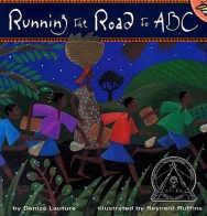 Children's Book Review: Running the Road to A B C by Denizé Lauture | Vamos a Leer