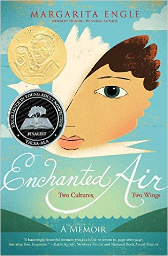 Vamos a Leer | Enchanted Air by Margarita Engle | Book Review