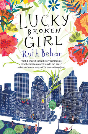 Lucky Broken Girl | Vamos a Leer | Ruth Behar